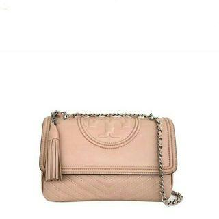 Tory Burch Fleming Distressed Shoulder Bag / Tory Burch Fleming Distressed Original Murah /Tas Brand