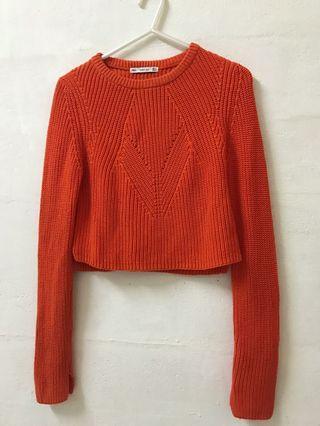 Zara Knitwear (Orange)