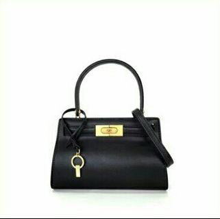 Tory Burch Lee Radziwill Petite Mini Satchel / Tas Tory Burch Lee Radziwill Original Murah