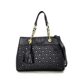 Tory Burch Fleming Small Satchel / Tas Tory Burch Fleming Original Murah / Tas Tory Burch Authentic