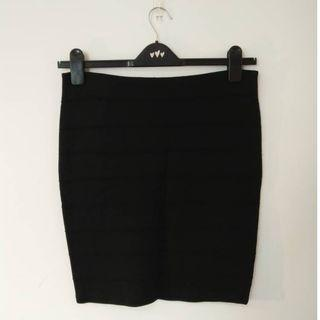 MPHOSIS Black Skirt