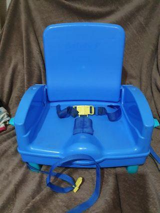Safety 1st on-the-go Fold-up Booster seat