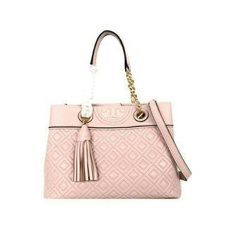 Tory Burch Fleming Small Satchel / Tas Tory Burch Authentic Murah / Tas Tory Burch Fleming Original