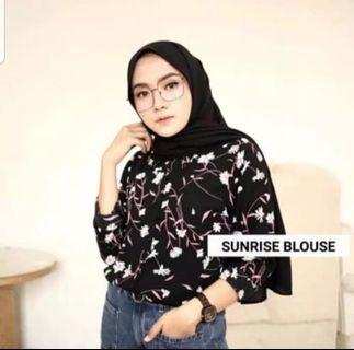 Sunrise blouse