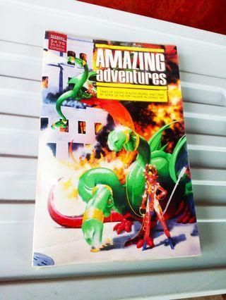 Marvel Amazing Adventures