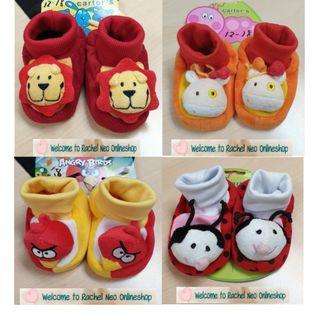 3D Baby Socks / Shoes