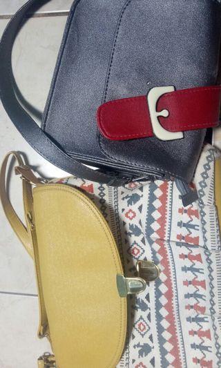 2 tas sling bag