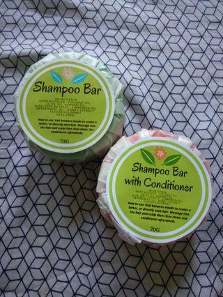 BUY 1 TAKE 1 SHAMPOO BAR