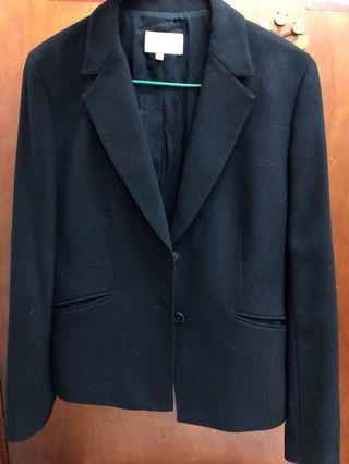 90%新G2000女裝黑色西裝套裝