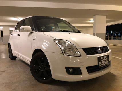 Suzuki swift 1.5cc (Manual Gear)
