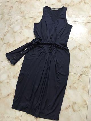 Marc New York Navy Blue Dress