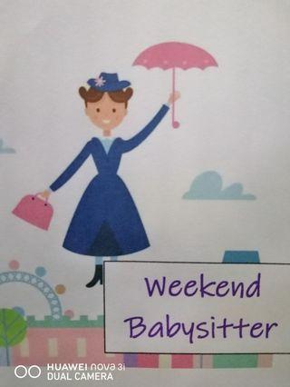 Weekend/Night babysitter in Seri Kembangan
