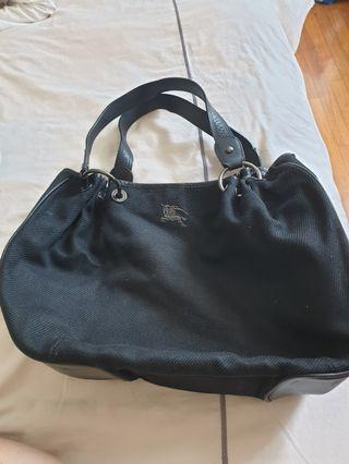 🚚 Burberry Blue Label Tote