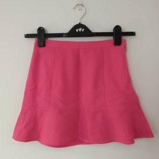 GG<5 Pink Skirt