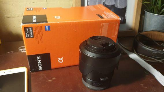 Sony Sonnar T FE 55mm F18 ZA - Sony 55mm - FE 55mm - Sony 55mm F 1 8