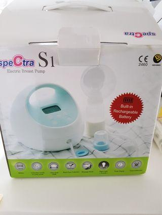 Used Spectra S1 Breast Pump local set