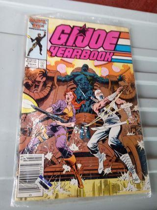 Marvel Comic - G.I.JOE.