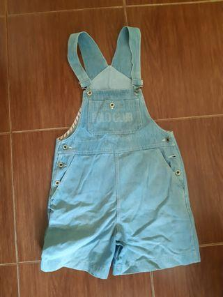 Jeans Overal