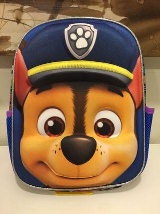Paw Patrol Chase Backpack Bag