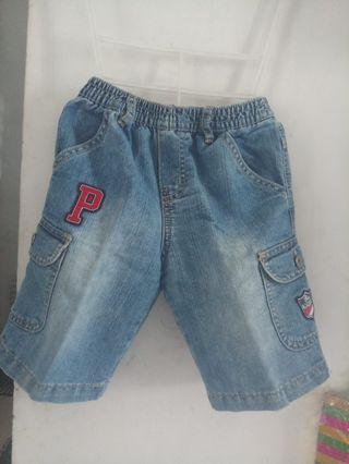 (Free Ongkir)Celana jeans pendek