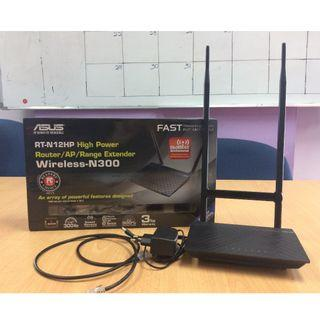 Router ASUS RT-N12HP