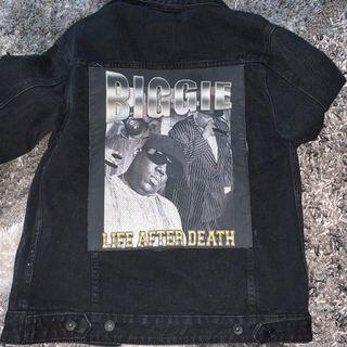 Biggie denim jacket