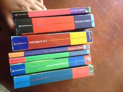 Harry Potter Full Set 7 books