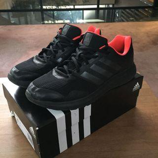 Adidas Duramo 7m - Black/Solar Red