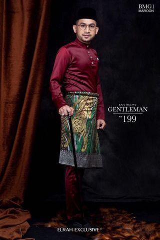 Baju Melayu Gentlemen