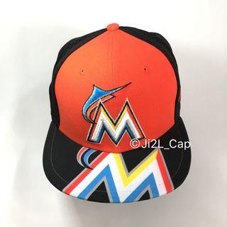 Miami Marlins Cap 帽 New Era 正版 Hat