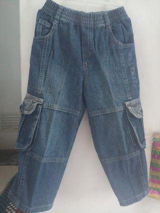 Jeans panjang anak