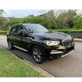 BMW X3 xDrive30i xLine Auto