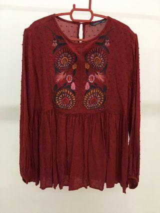 Boho Top [REDUCED]