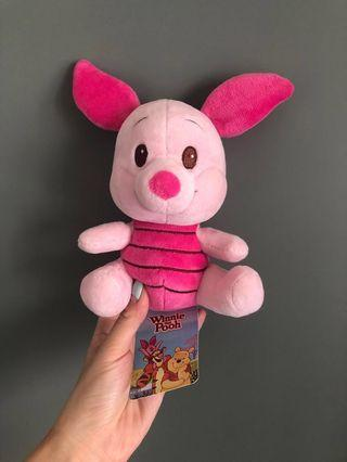 Piglet plush toy