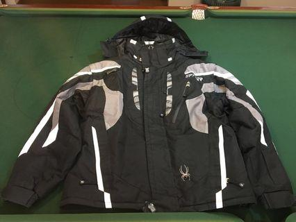 Spyder Alpine Insulated Men's Ski Snow Jacket - Medium