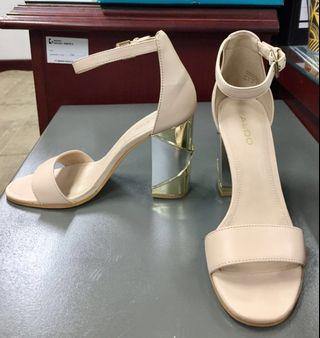 Bisa Nego! Gwigola Open Toe Ankle Heels