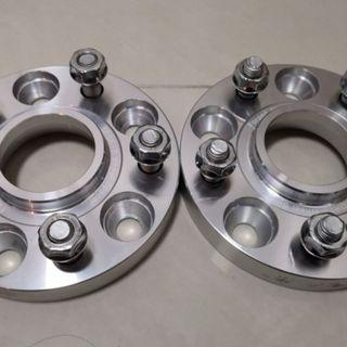 2pcs Wheel Spacer HONDA 20mm PCD 5x114.3 ID 64.1mm DC5 CR-Z CR-V FD HRV  Wheel space with Centre bore are very important for safety!!!