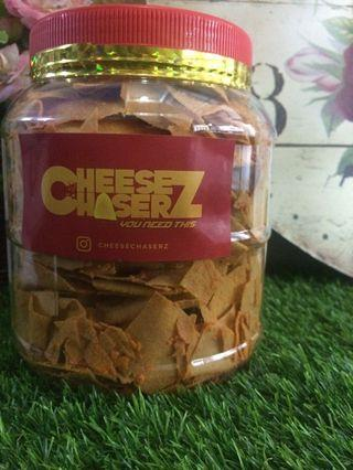 Cheesechaserz ( kerepek cheese)