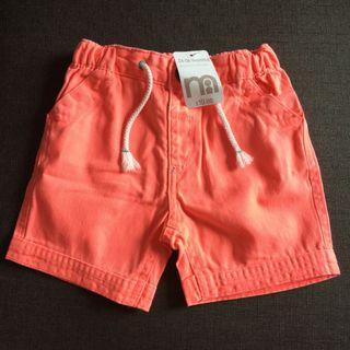 New Mothercare Pants in Orange