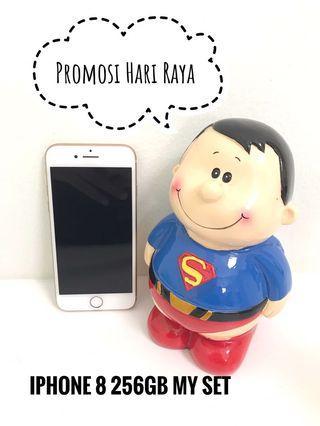 Promosi iPhone 8 256 GB