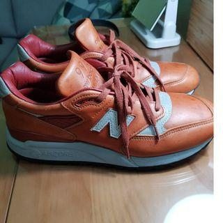 New Balance 998 Horween Leather