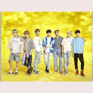 [GO SHARE] BTS JAPAN ALBUM (LIGHTS / BOY WITH LUV)