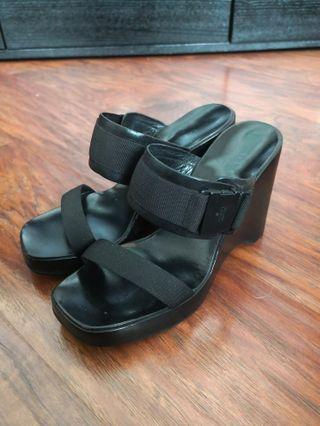 真品 GUCCI platform 鞋 女裝 高跟鞋 high heels