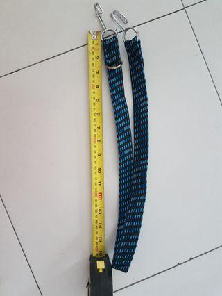 Bungee cord rubber strap 70cm