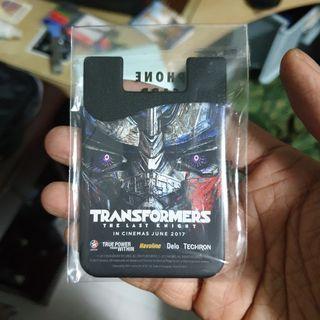 🚚 Transformers Card Holder