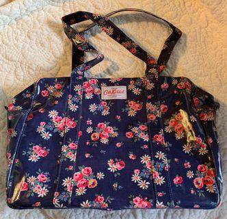 🚚 Big cath kidston bag with zipper