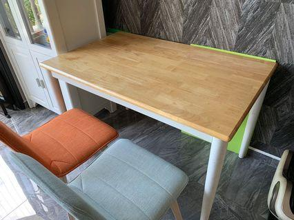 Dinning Table/Study Table with 04 Chairs