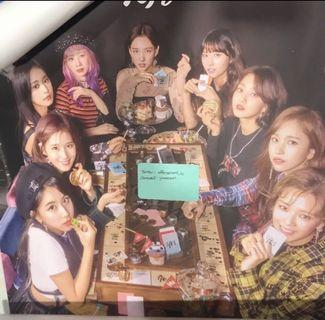 [RM5 EACH] Twice Yes Or Yes Official Posters