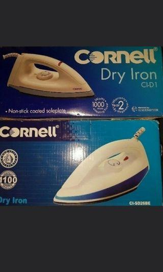 🚚 Brand new Cornell Iron for sale at $29 for 1 and $40 for 2. Fixed price