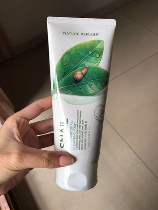 Nature Republic Cleansing Foam